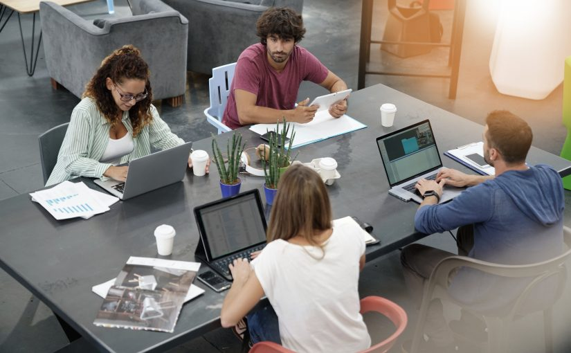 Co-Working Spaces: Providing Professional And Social Relief For Freelancers