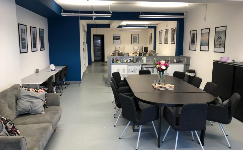 Would You Consider Working In a Coworking Environment?