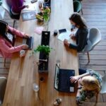flexible workspace in Londo