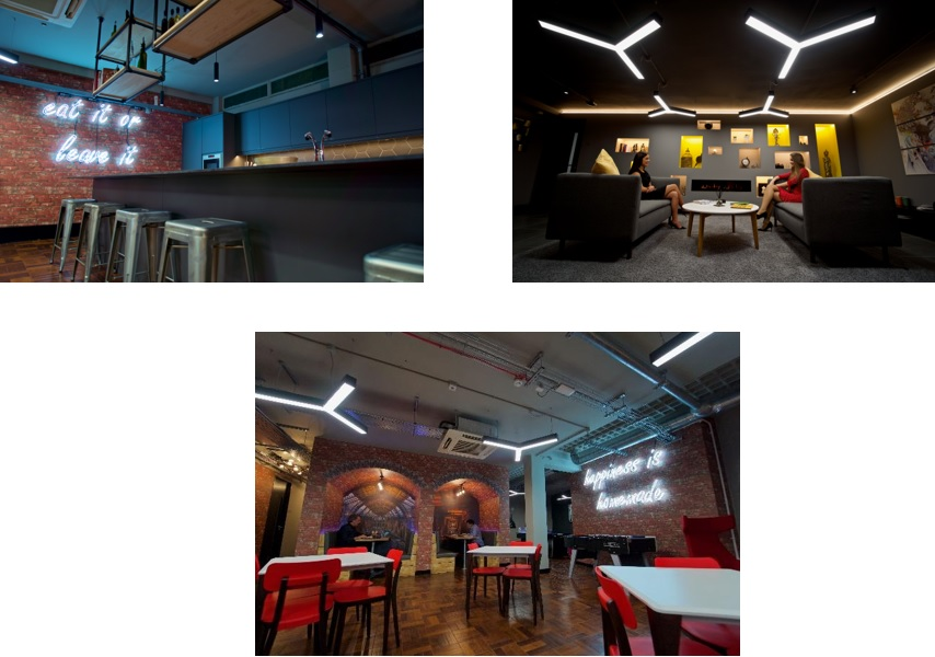 Shared Office Space London