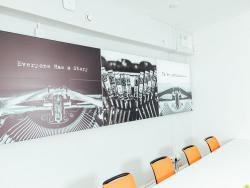 Meeting room - Studio One, Mill House Wooburn