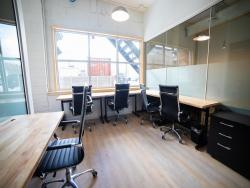Office with Window
