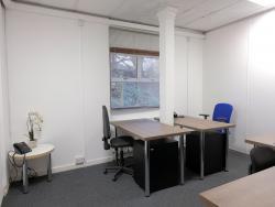 Designated desks