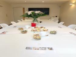 Le Corbusier Meeting Room